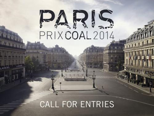Les dix nominés du Prix COAL 2014 sur le thème «Paris»