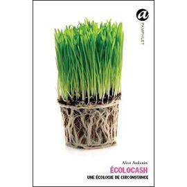 Ecolocash-Une-Ecologie-De-Circonstance-Livre-565969717_ML