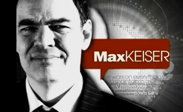 Interview de Max Kaiser, le financier révolutionnaire