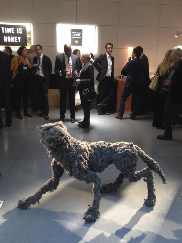 Art et ISR : rencontre inédite